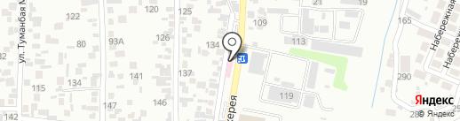Городская поликлиника №27 на карте Алматы