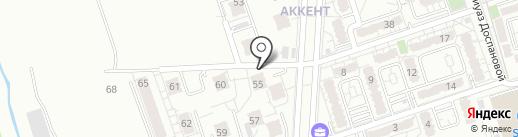 Mio pizza sushi на карте Алматы