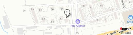 Домашняя кухня у Асели на карте Алматы