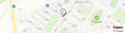 TEZ PIZZA на карте Алматы