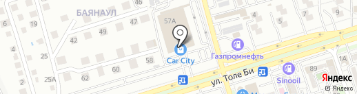IT-PLUS на карте Алматы