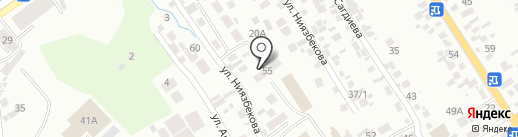 BestWood на карте Таусамалы