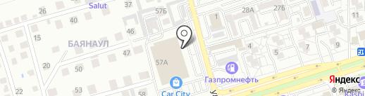ДЕТАЛЬ-СЕРВИС на карте Алматы
