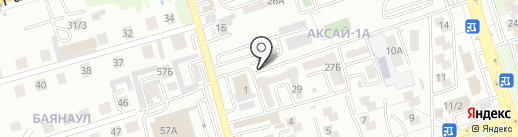 Sarku на карте Алматы