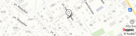 Demal Tour на карте Таусамалы