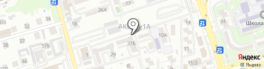 FERROCARRIL на карте Алматы