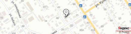 Мегаснаб Казахстан, ТОО на карте Таусамалы