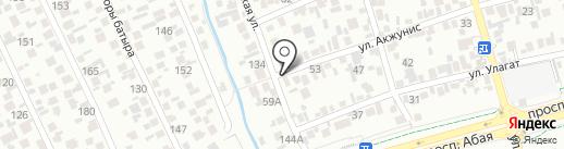 У Катюши на карте Алматы