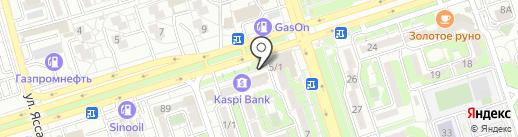 Салон фото и термопечати на карте Алматы