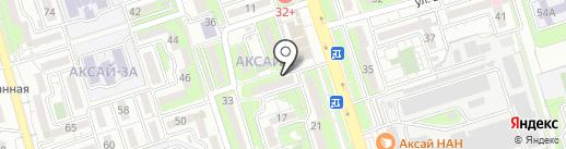 Автоснаб на карте Алматы
