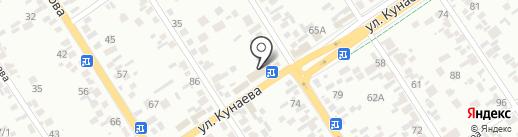 Моника на карте Алматы