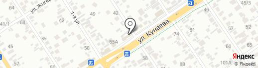 RASXODNIK.KZ на карте Алматы