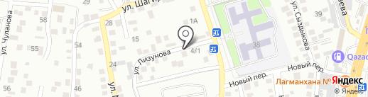 KREKER MEN`S COLLECTION на карте Алматы