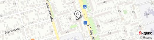 Master-Klass, ТОО на карте Алматы