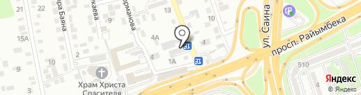 Auto Elysium на карте Алматы