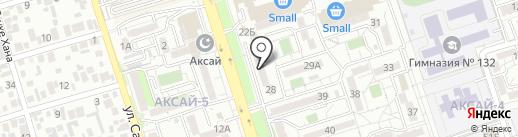Сhip master.kz на карте Алматы