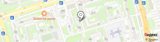 Алатау, магазин продуктов питания на карте Алматы