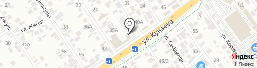 PLATINUM на карте Алматы