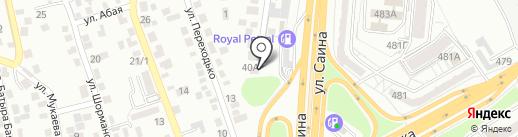 ТеплоРОСС на карте Алматы