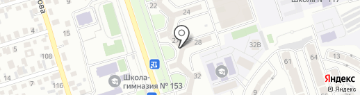 LANGUAGE SERVICES на карте Алматы