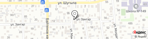 SVS NEVRO на карте Алматы