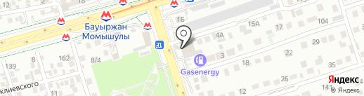 Chanel на карте Алматы
