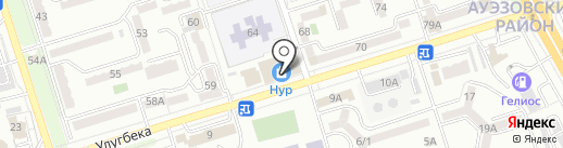 Food & drinks на карте Алматы