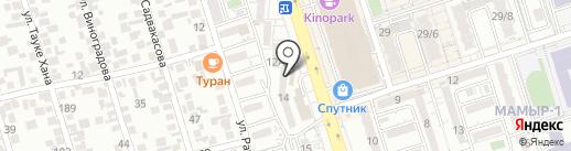 Узбечка N°1 на карте Алматы