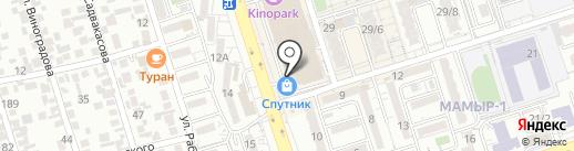 DeFacto на карте Алматы