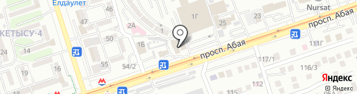Ri & Ern на карте Алматы