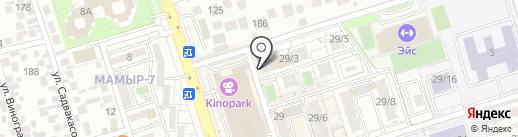 Ри-Стом на карте Алматы