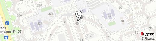 Игровой центр на карте Алматы