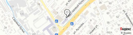 School of Success на карте Алматы