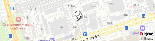 CamPote Service на карте Алматы