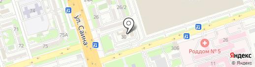 UMA TEC на карте Алматы
