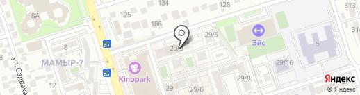 Chic на карте Алматы