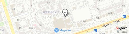 Арт лидер на карте Алматы