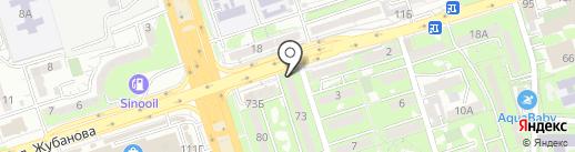 GAZ stroy montazh KZ на карте Алматы
