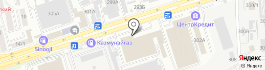 Etalin lighting на карте Алматы