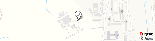 Бирлик Строй & Ко на карте Боралдая