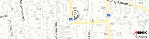 Биотрис, парикмахерская на карте Алматы