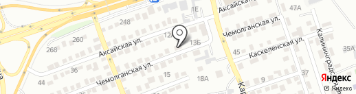 КоЛор на карте Алматы