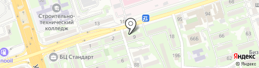 Baby Mama на карте Алматы