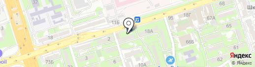Люция на карте Алматы