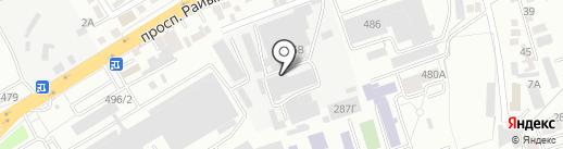 Центр Автоматики для Дома на карте Алматы