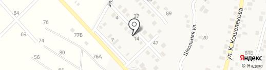 Продуктовый магазин на карте Комсомола