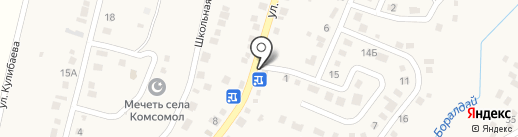 QIWI на карте Комсомола