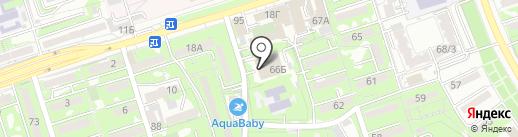 Казахстанский центр дезинфекции, ТОО на карте Алматы