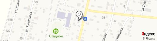 Райхан, аптека на карте Комсомола