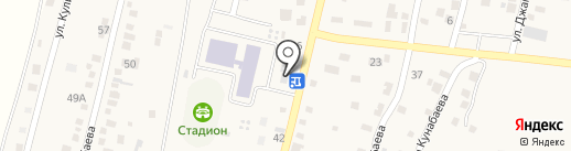 Райхан на карте Комсомола